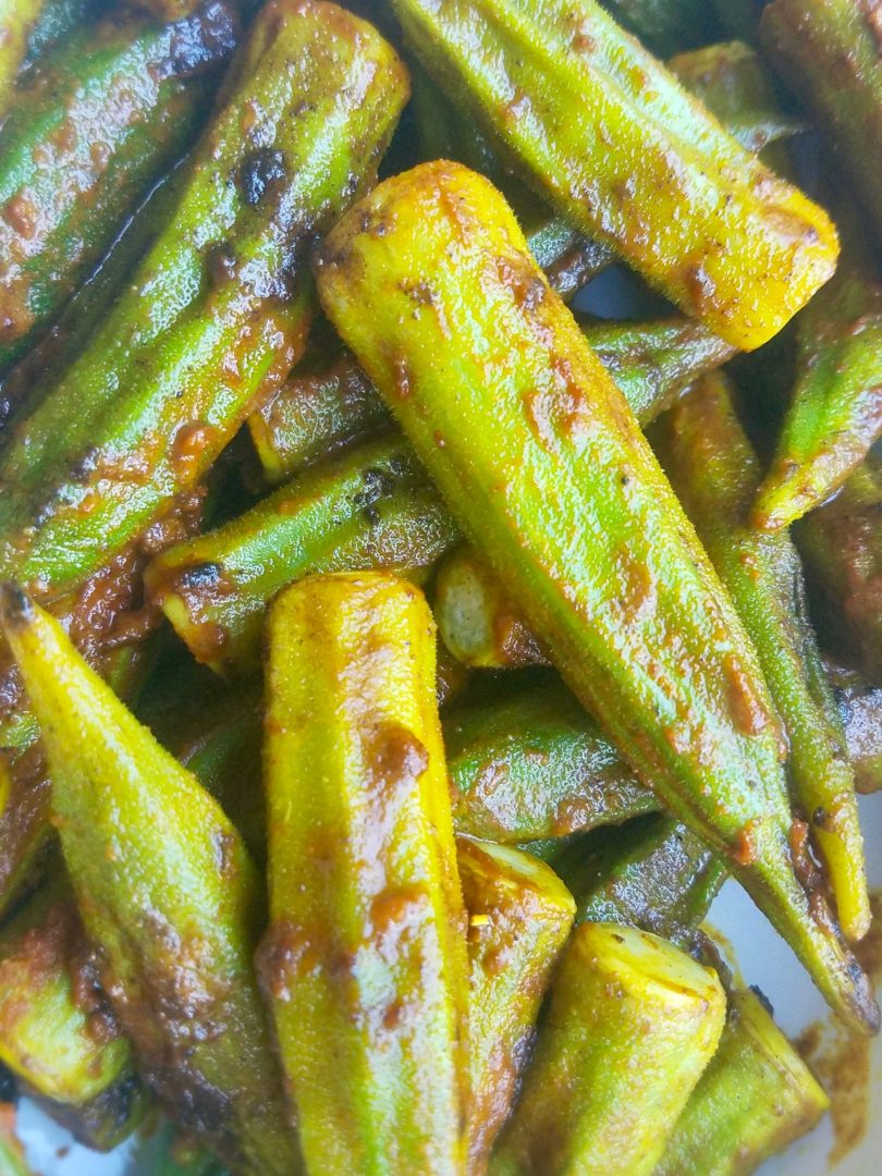 How to Cook Vegan Okra