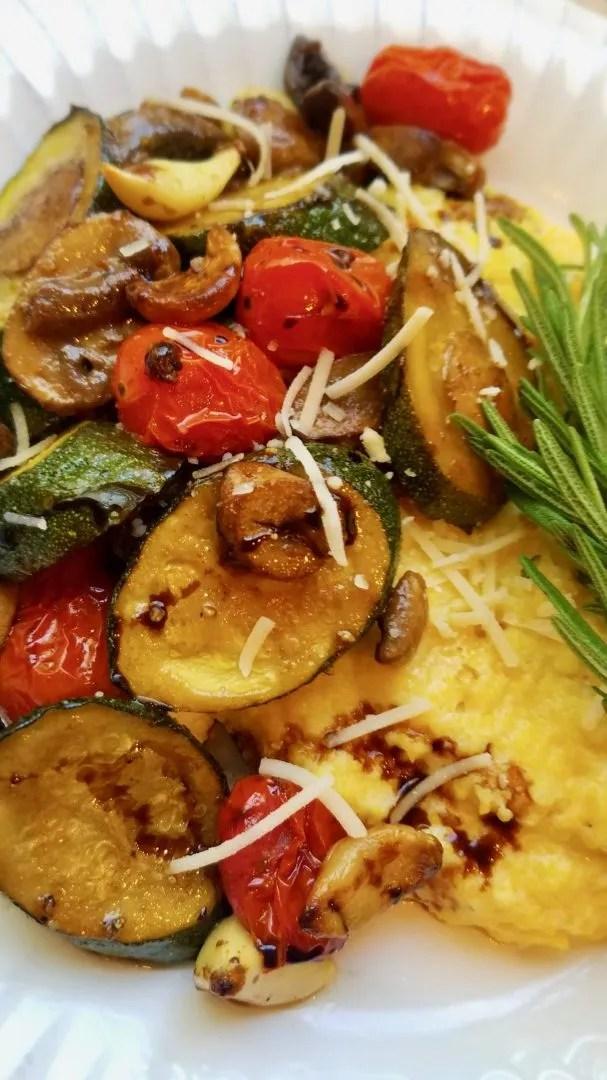 Vegan Polenta Recipes Dinner