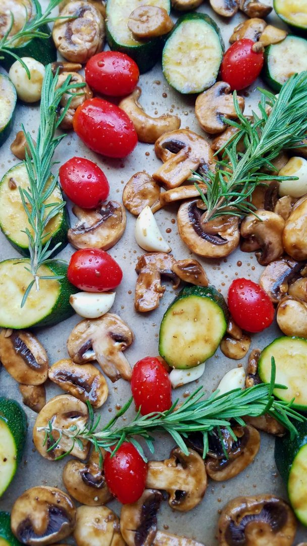 How Roasted Vegetables