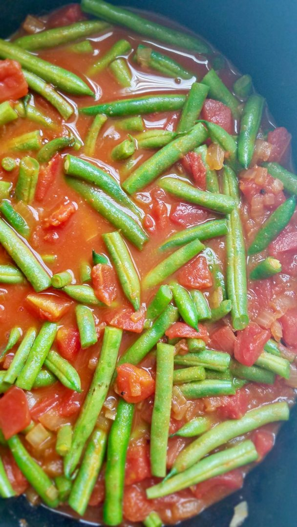 Vegan Green Bean Side Dish Recipes