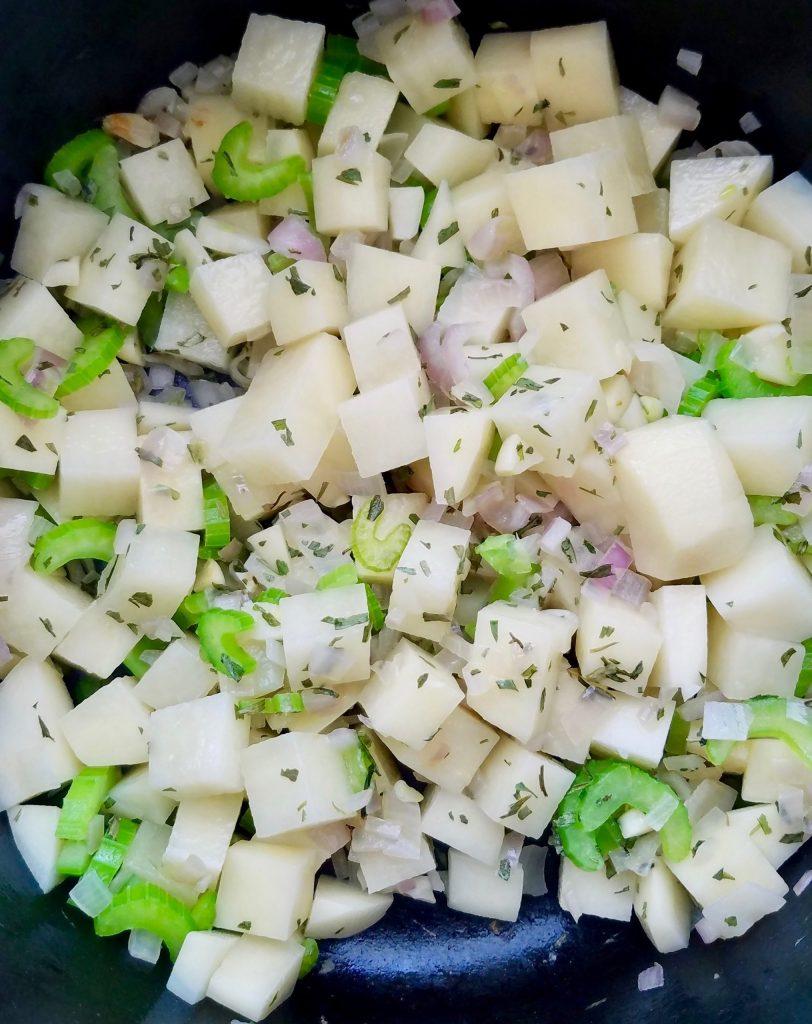 How to Make Vegan Asparagus Soup