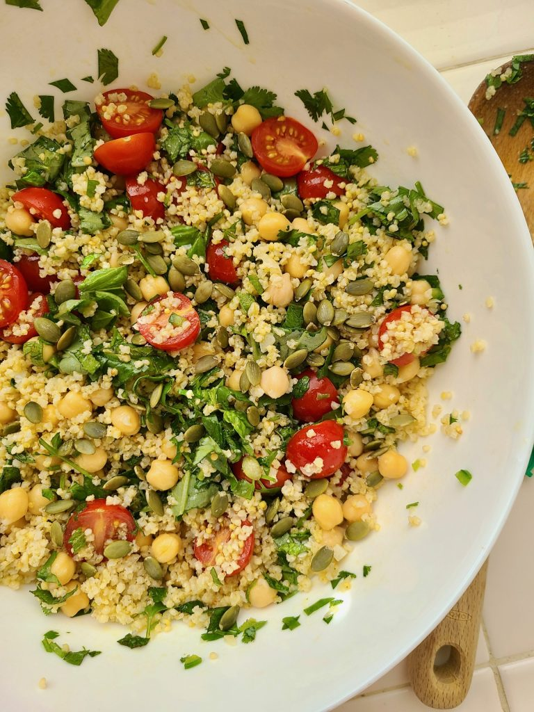 Vegan Millet Recipes