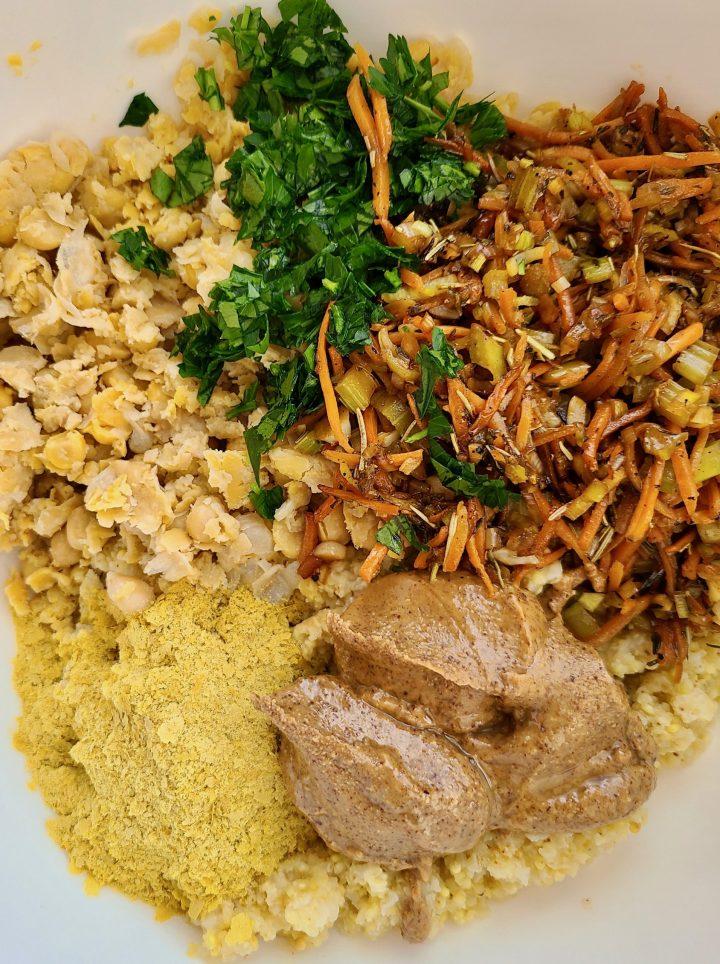 Vegetarian Millet Loaf Recipe