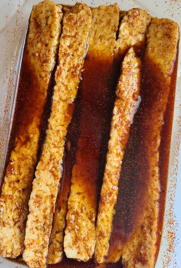 Tempeh Bacon Marinade