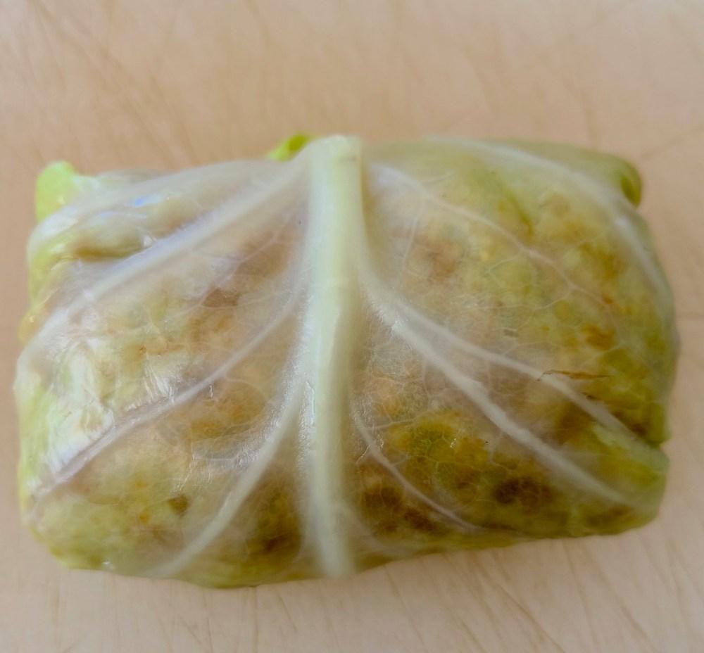 The best vegan cabbage rolls