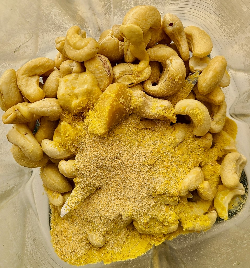 Vegan Nacho Cheese Recipe Cashews