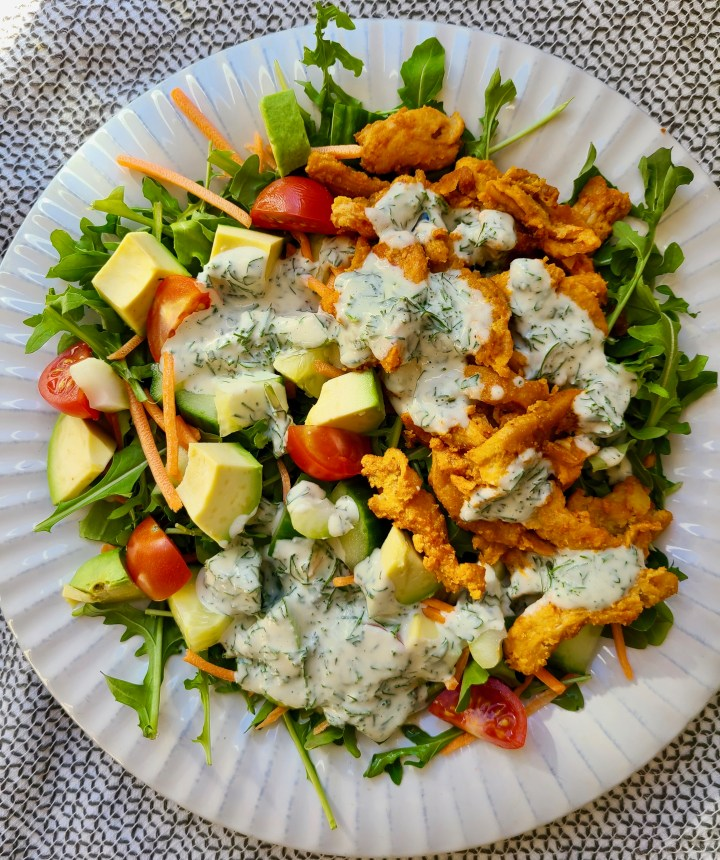 Vegan Buffalo Recipes