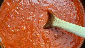 Easy Vegan Marinara Sauce Recipe