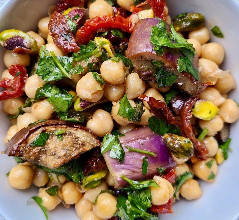 Grilled Eggplant Recipes Vegan