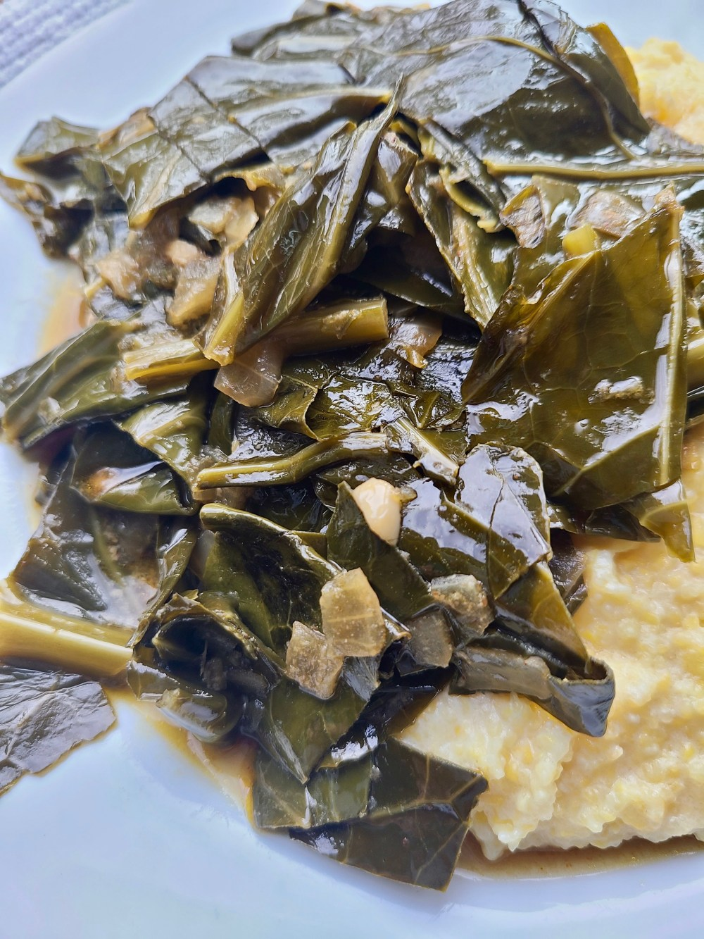 Collard Greens Vegan Recipe