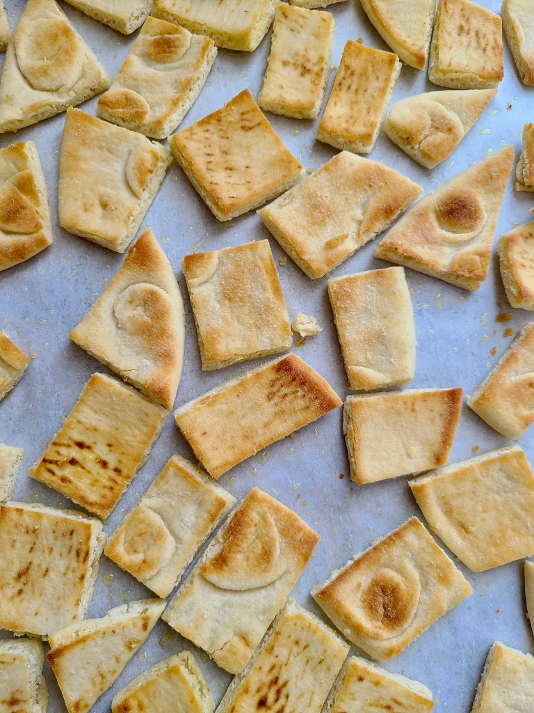 Vegan Pita Bread Meals