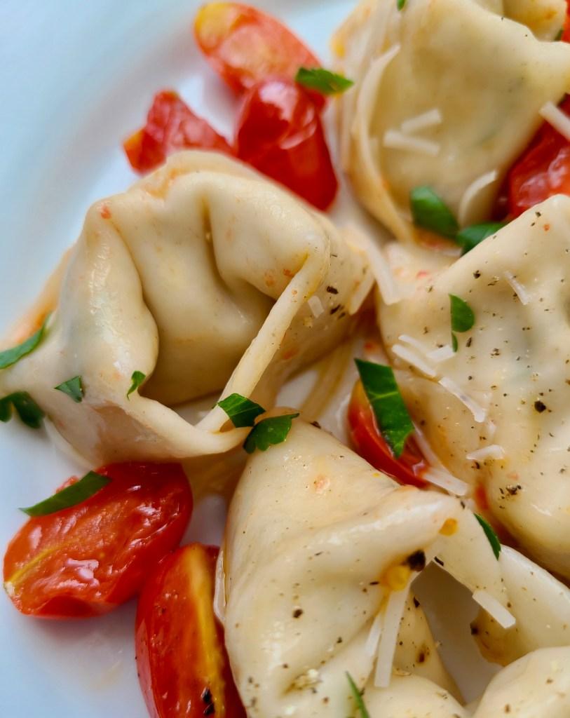 DIY Vegan Tortellini Recipe