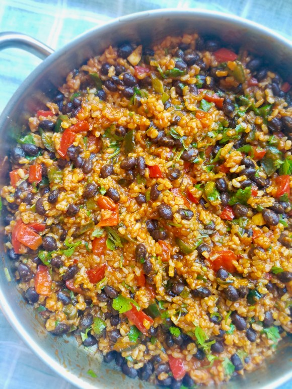 Fiesta Rice and Beans Recipe