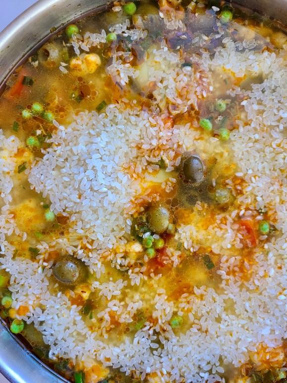 How to Make Paella on the Stove