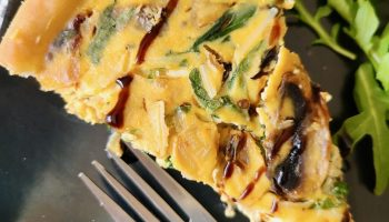 Vegan Quiche Tofu Recipe