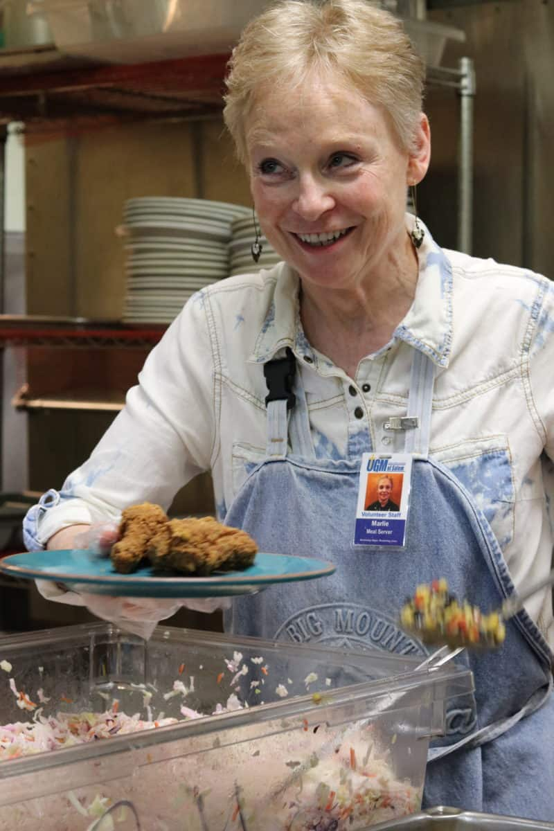 Marlie, UGM of Salem Volunteer