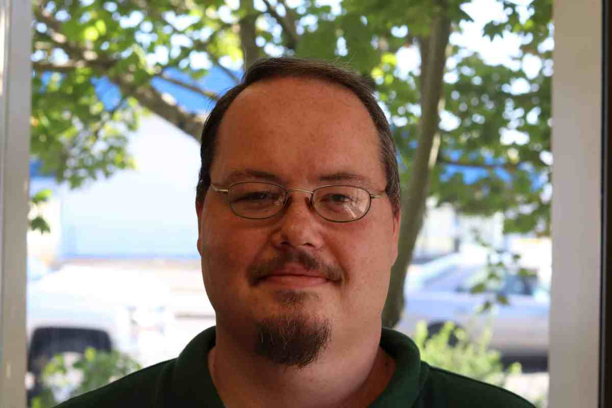 Mel Slate, Client Services Coordinator at Restoration House