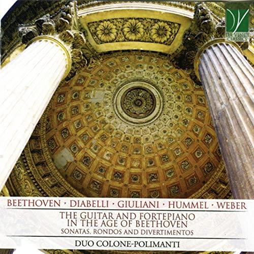 """The Guitar and Fortepiano in the Age of Beethoven"" – Da Vinci Classics"