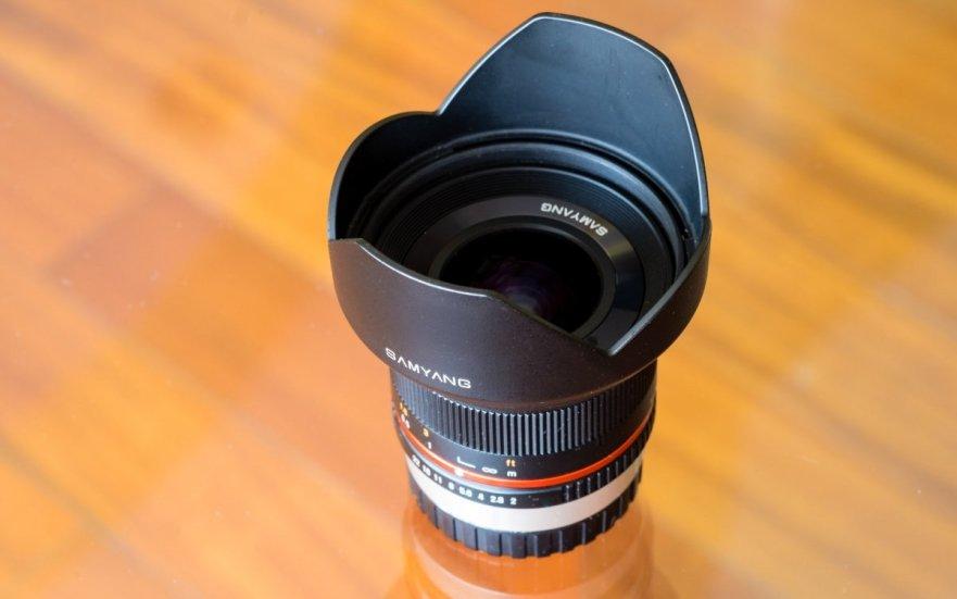 Samyang/Rokinon 12mm f2.0