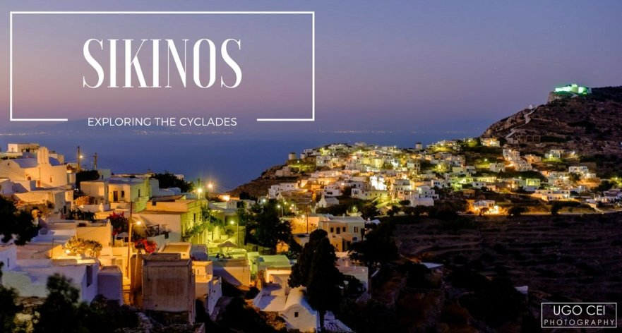Exploring the Cyclades: Sikinos