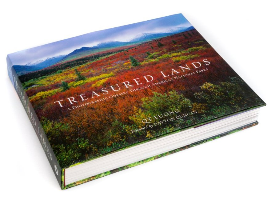 Treasured Lands by QT Luong book cover