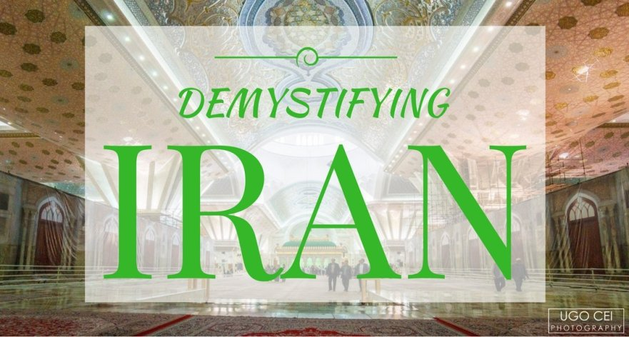 Demystifying Iran by Simon Patterson