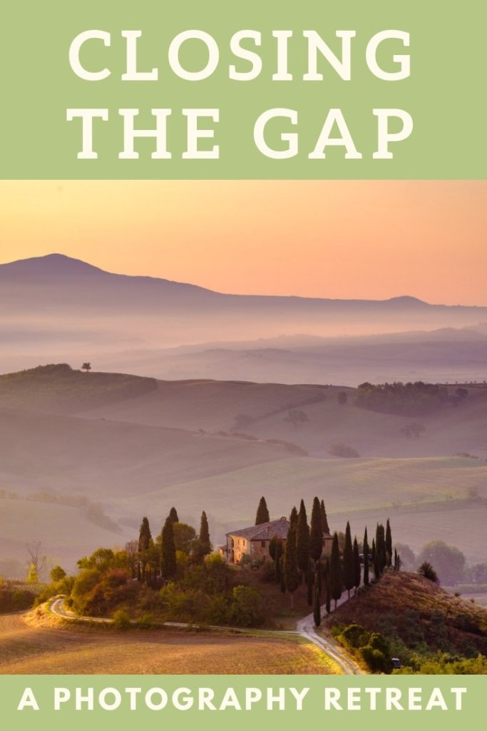 Closing the Gap, a Photography Retreat