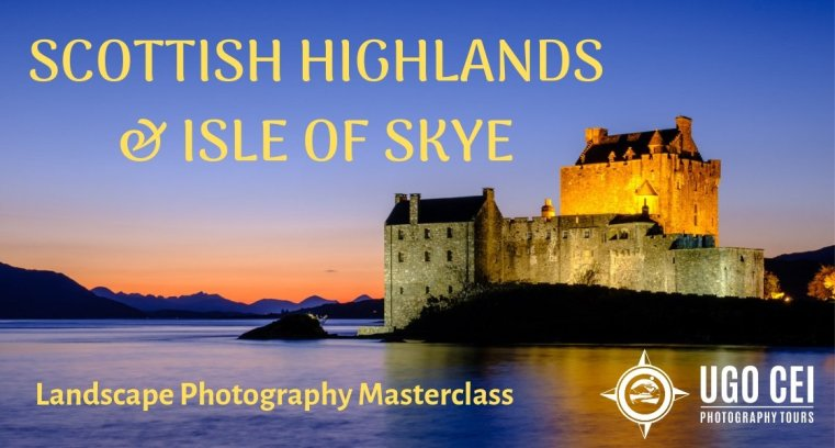 Scottish Highlands and Isle of Skye Landscape Photography Masterclass