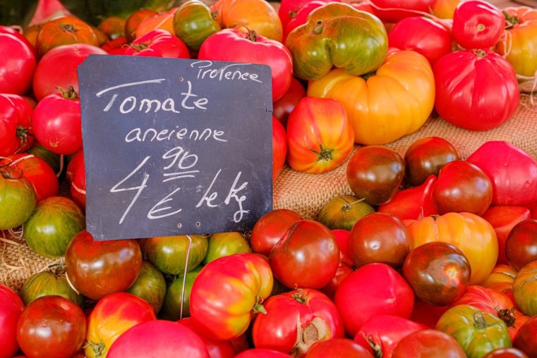 Tomatoes, France