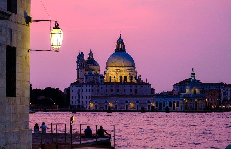 Basilica Santa Maria della Salute, Venice
