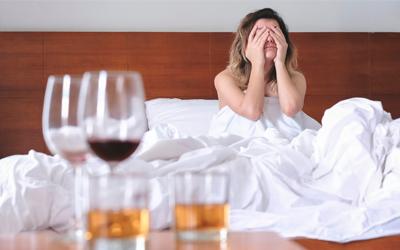 Как быстро снять похмелье и головную боль - Угодие