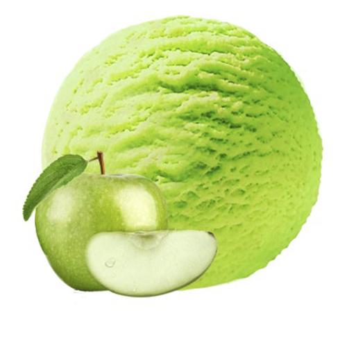 смесь для сорбета зеленое яблоко