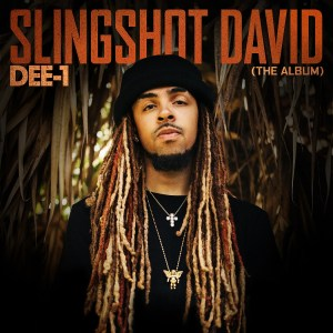 Dee-1 to release new album Slingshot David, available for pre-order now!