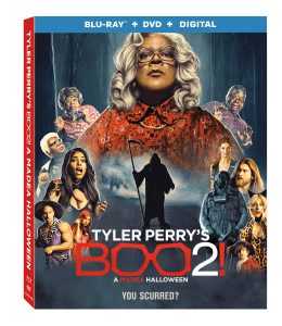 LIONSGATE Presents Tyler Perry's Blockbuster Hit Boo 2 on Blu-Ray