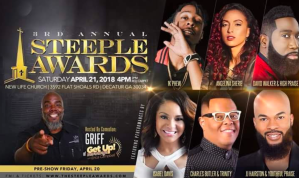 The Annual Steeple Awards Celebrates Gospel Artist And Ministry Leaders On April 21st