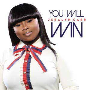 "Jekalyn Carr's #1 Single ""You Will Win"" Spends 25 Consecutive Weeks In The Top 5 On Billboard's Gospel Airplay Chart"