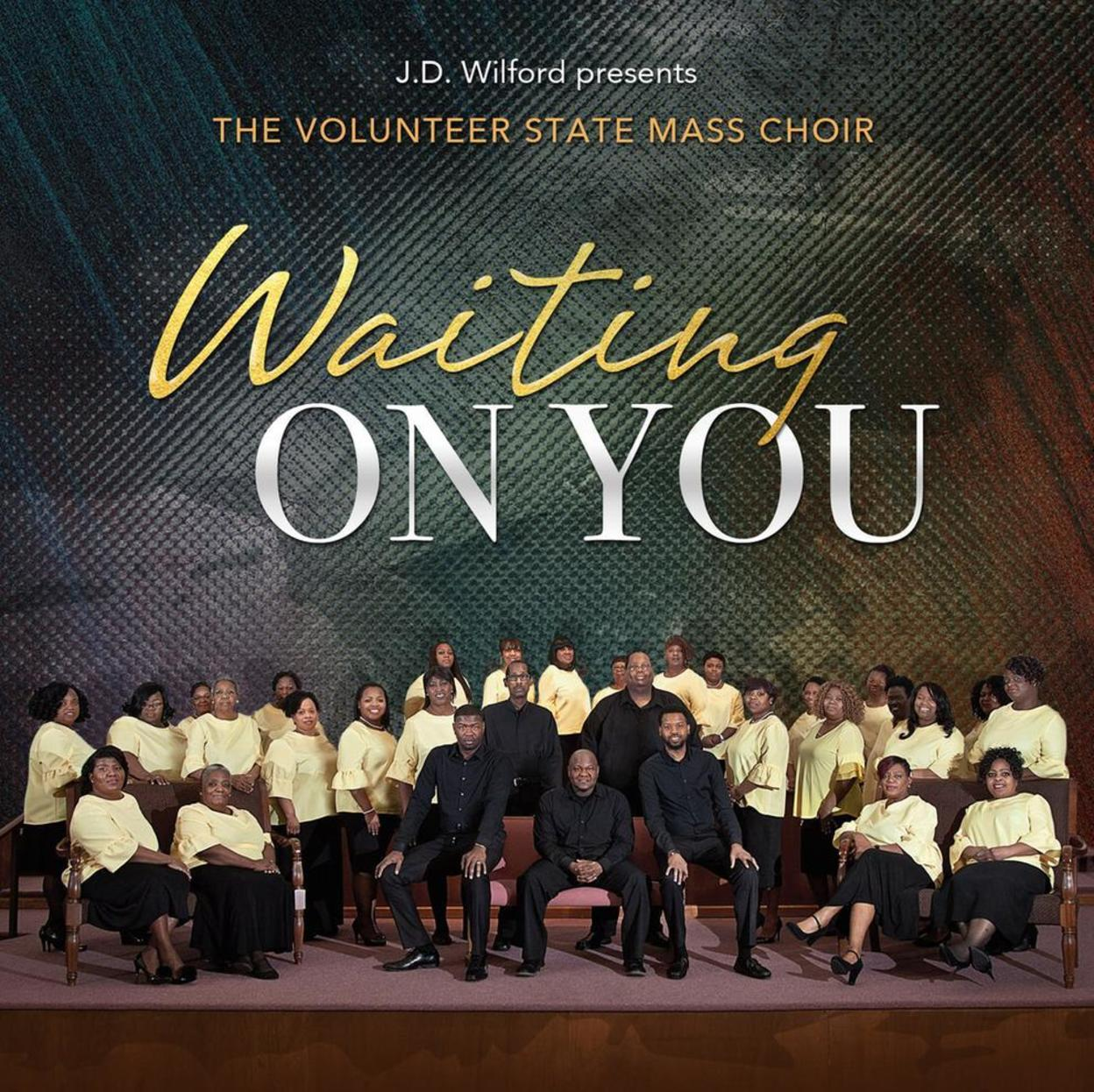 "Volunteer State Mass Choir Climb Gospel Radio Chart With New Single ""Waiting On You"""