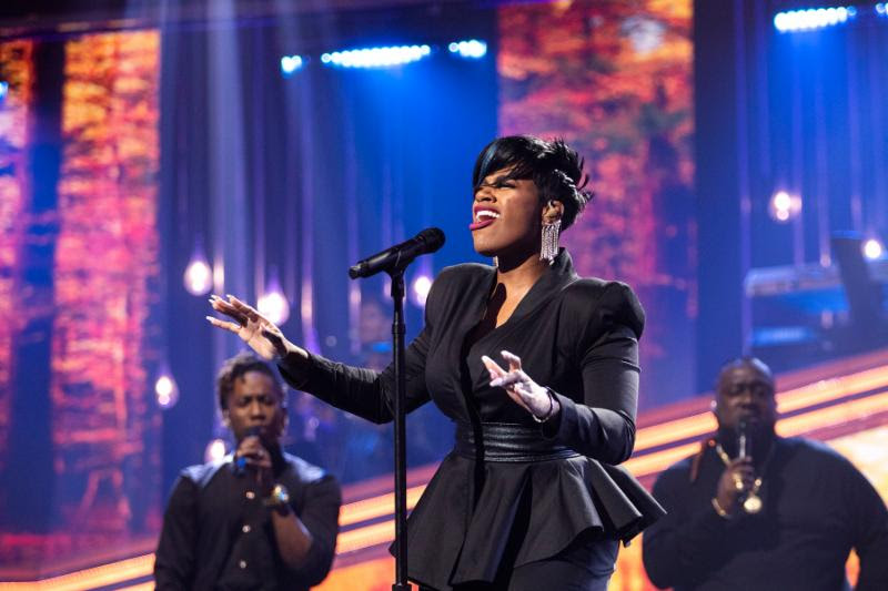 Fantasia Performs New Music on BET 'SUNDAY BEST' this Sunday at 8PM ET/PT