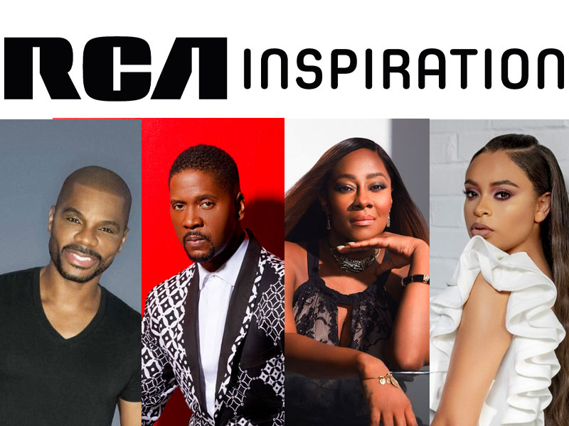 RCA Inspriation Celebrations FIve Wins at the 50th Annual Dove Awards