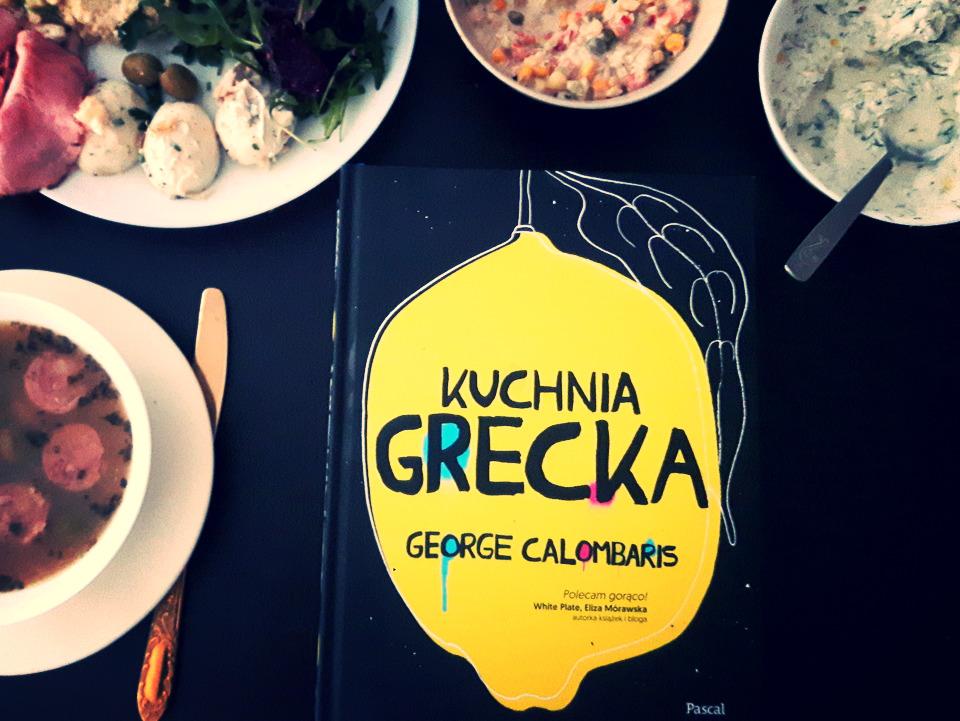 Kuchnia grecka George Ca