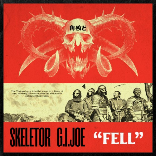 "Skeletor G.I. Joe - ""Fell"""