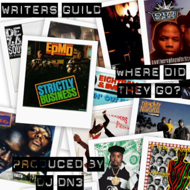 "Writers Guild (Mr. Miranda, MC Pennywise, RoQy TyRaiD, Random aka Mega Ran) - ""Where Did They Go?"""