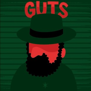 """Guts - """"The Forgotten"""" feat. Denmark Vessey & Quelle Chris"""