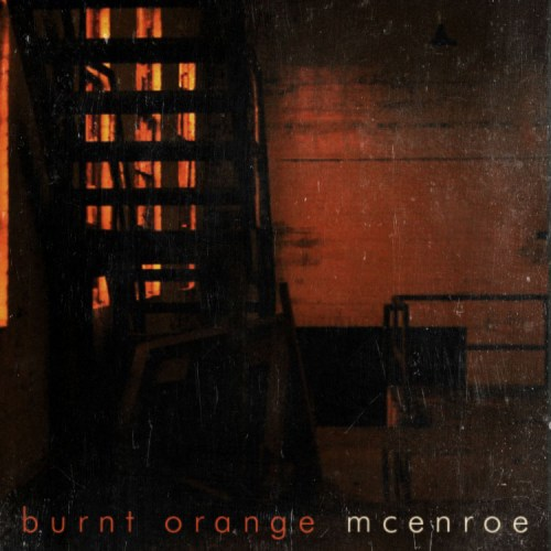 mcenroe - Burnt Orange