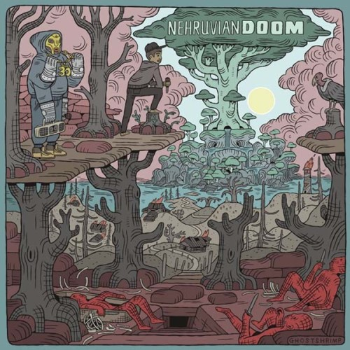 "NehruvianDOOM (MF Doom + Bishop Nehru) – ""OM"""