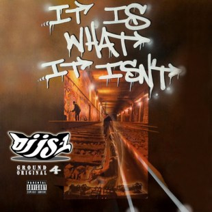 "DJ JS-1 (feat. Breeze Brewin', Homeboy Sandman & Kyle Rapps) - ""110 Percent"""