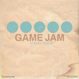 "Doseone & Kozilek - Super Game Jam SoundTrack - ""Hard Drive Full Of Horses"""