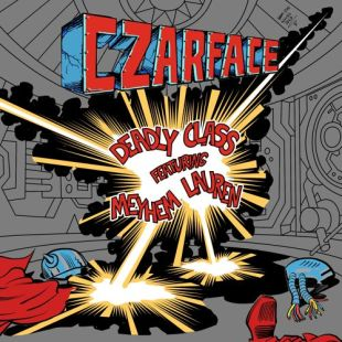 "Czarface (Inspectah Deck + 7L & Esoteric) - ""Deadly Class"" ft. Meyhem Lauren"