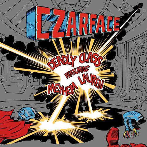 """Czarface (Inspectah Deck + 7L & Esoteric) - """"Deadly Class"""" ft. Meyhem Lauren"""