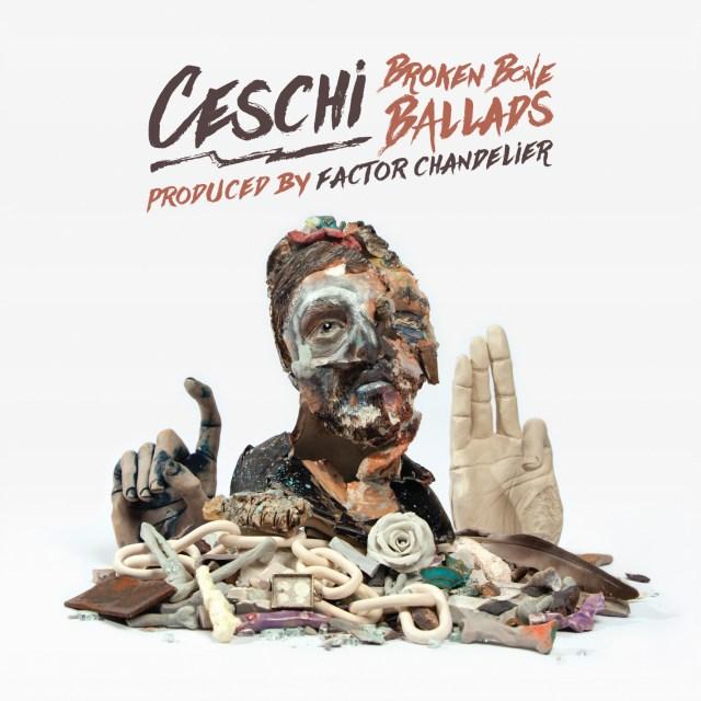 Ceschi - Broken Bone Ballads